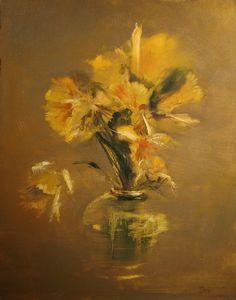 Daffodils: Maurice Sapiro
