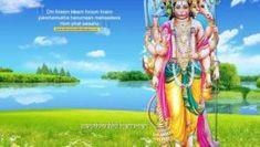 Panchmukhi Hanuman Picture