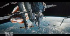 Honest Trailer Brings 'Gravity' Out Of Orbit [VIDEO]
