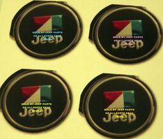 Silver Jeep Script Red White Blue AMC Logo on Black Silver Ring 4 Decal Stickers | eBay Red White Blue, Black Silver, Silver Jeep, Jeep Stickers, Script, Decals, Silver Rings, Logo, Ebay