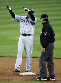 King Felix fans 10, drives in two in 5-1 win over San Diego. 6/23/12