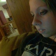 Stalker photo of my friend Tiffany