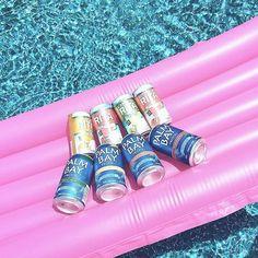 Rafraîchissantes et délicieurs, quelles sont vos boissons d'été préférées? Bières? Vin rosé? Boissons sucrées? Cocktails?