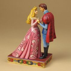 jim shore disney | Jim Shore Disney Traditions from Sleeping Beauty Figurine Finding True ...