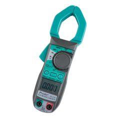 32.93$  Watch now - MT-3109 3 3/4 Digital Multimeter Clamp Meter  DC AC Voltage Current Capacity Resistance Tester   #buymethat