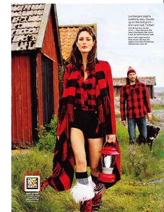 self magazine.  khombu arctic novelty.