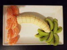 Plato de frutas deliciosas