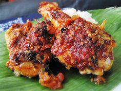 Resep Masakan Ayam Bakar Bumbu Bali Enak Sedap Resep Ayam Resep Masakan Resep Masakan Malaysia