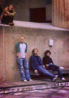 Coldplay que buena foto!!!!