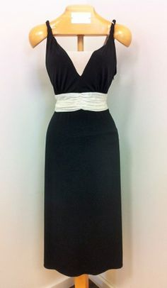 new dress by Calvin Klein