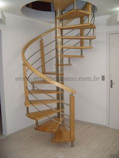 Escada em Inox - Arte Corrimãos e Escadas