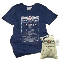 Carmen #tshirt for #LaScala #theatre