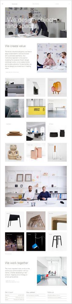 Daily Web Design and Development Inspirations No.362