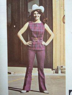 VTG 70s Authentic Patterns, Inc. Ladies' Western Suit 230 Size 14 Bust 36 Uncut