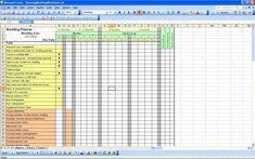 15 useful wedding spreadsheets excel spreadsheet if