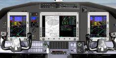 Billedresultat for 4 engine aviation cockpit