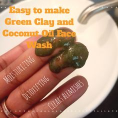 Make Your Own Natural Facial Cleanser!