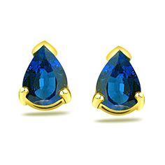 Buy Sapphire Earrings in India | Best Brands | Great Prices | D&G India