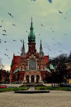 Podgorze, Krakow; Poland, thats were I am from that were I belong, someday