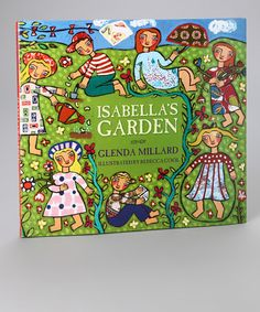 Take a look at this Isabella's Garden Hardcover by Random House on #zulily today!