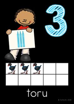 Maori Number Posters 0 to 20 on a black background by The Inspired Kiwi | Teachers Pay Teachers Number Posters, Bright Pictures, Games For Kids, Kiwi, Black Backgrounds, Numbers, Classroom, Inspired, Inspiration