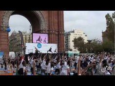 ZICO Agua de coco en el Free Yoga Barcelona