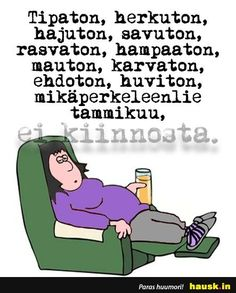 Tipaton,.... - HAUSK.in Finnish Memes, Learn Finnish, Live Life, Finland, Bujo, Cool Pictures, Comics, Learning, Words