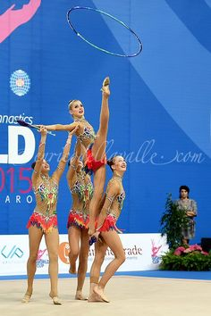Group Russia, World Cup Pesaro 2015