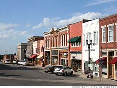 Liberty, MO Money Magazine #29 of the 100 Best Places to Live