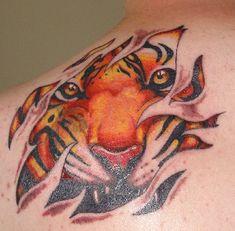 9c1f4145d 84 Best Tiger tattoos <3 images in 2013 | Bengal Tiger, Cut animals ...