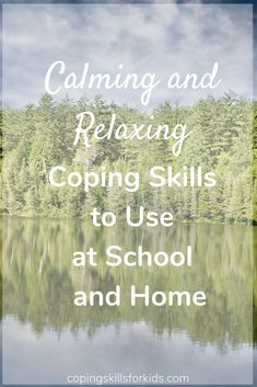 Relaxation Coping Skills - Activities to help kids calm down at home and at school — Coping Skills for Kids Coping Skills Activities, Anxiety Coping Skills, Counseling Activities, Therapy Activities, Calming Activities, Mindfulness Activities, Group Activities, Play Therapy