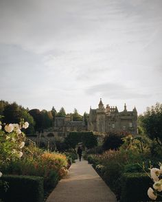 "wanderthewood: ""Abbotsford House, Scotland by _jfoy_ """