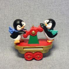 2011 Santa's Holiday Train:  Penguin Power