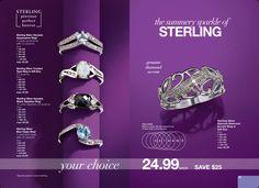 Beautiful rings $24.99