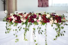 This unique beautiful flower arrangements is unquestionably a remarkable design concept. Church Flower Arrangements, Church Flowers, Beautiful Flower Arrangements, Flower Centerpieces, Wedding Centerpieces, Wedding Decorations, Floral Arrangements, Bridal Table, Wedding Table Flowers