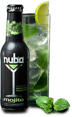 Make girly nights in easier with Nuba Cocktails! #smarta100