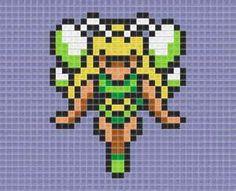 Zelda Fairy Tiled by ~drsparc on deviantART