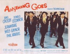 Anything Goes (1956 film) VIDEO ofAnything Goes (1956) - Donald O'Connor…