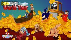 Juego Coin Dozer: World Tour - para Android