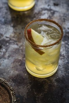 Host a fall-themed girls' night and serve Apple Cider Margaritas! Your friends will love sipping on this delicious, seasonal cocktail recipe while enjoying appetizers and a good movie!