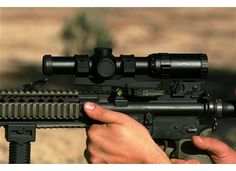 """Primary Arms 1-6X Scope with Patented ACSS 5.56 / 5.45 / .308 Reticle """"Advanced Combined Sighting System"""" PAPS1-6X, Black"""