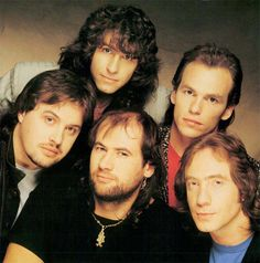 Marillion - the original line-up. Soaring epic songs with powerful lyrics and music
