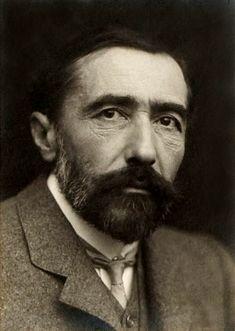 El honor según Joseph Conrad, E.J. Rodríguez en @JotDownSpain