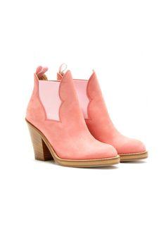 Boots Acne pour cet été