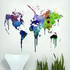 Créer de magnifiques effets grâce à la peinture à l'eau | BricoBistro
