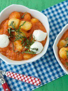 Gnocchi with Tomato Sauce   Weelicious