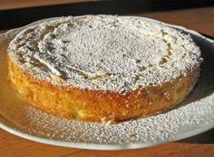 ITALIAN FARINA CAKE ( Migliacce) Recipe | Just A Pinch Recipes