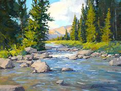 tim deibler artist | Teton Arts Council presents Summer Workshop Series - Teton Valley News ...