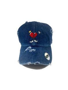 HeartBreaker Clothing Vintage Dad Hat