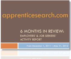 Apprentice Search - great place to look for apprenticeship opportunities in Ontario